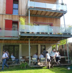 L'habitat partagé comme solution aux mutations des structures familiales