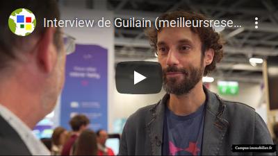 Interview de Guilain Omont, fondateur de meilleursreseaux.com