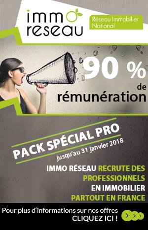 Immo Réseau - offre spéciale