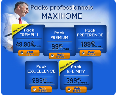 Maxihome - offre spéciale -50%