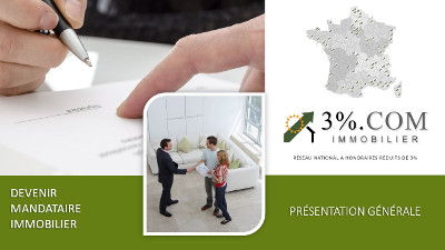 3% l'immobilier moins cher