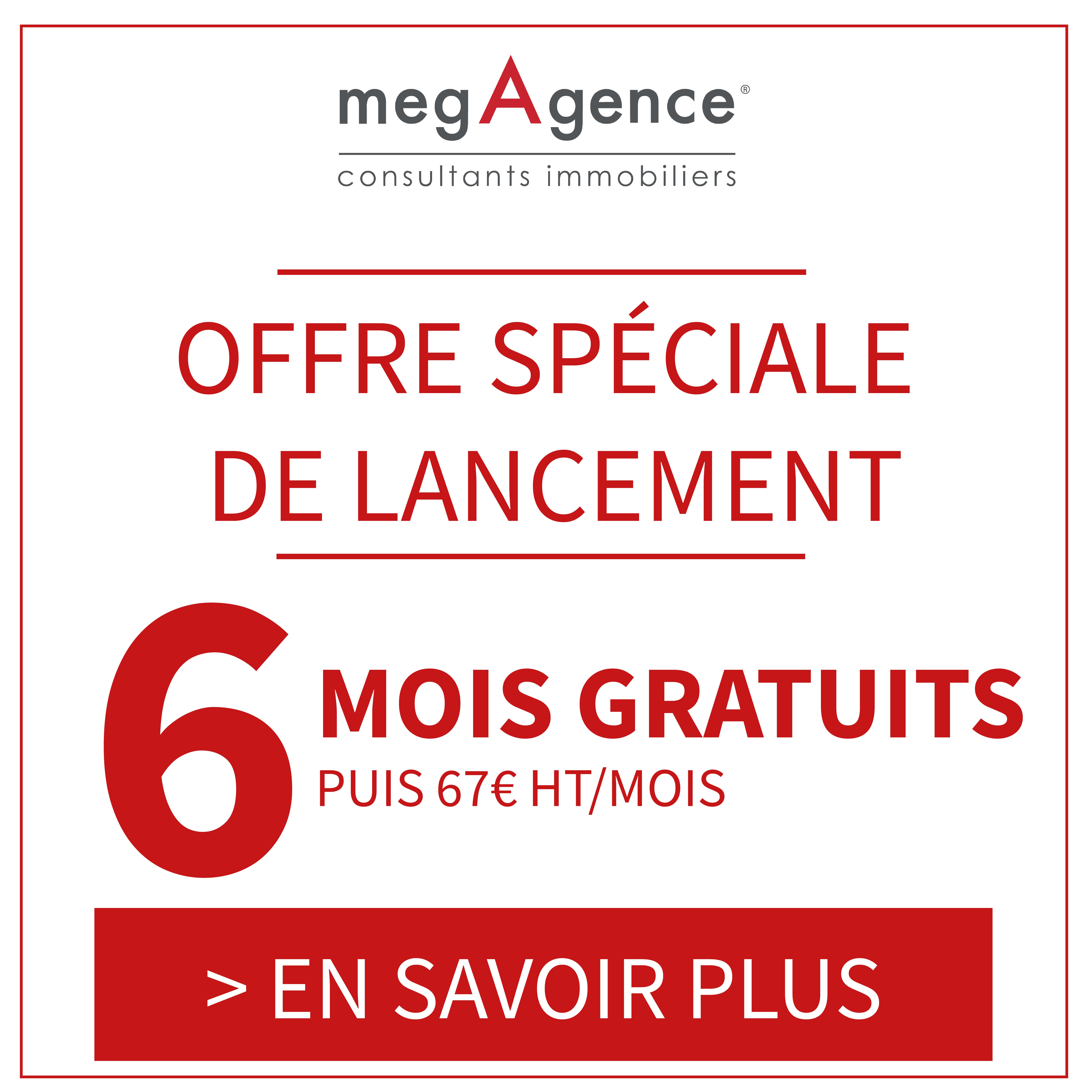 megAgence - offre spéciale 2018