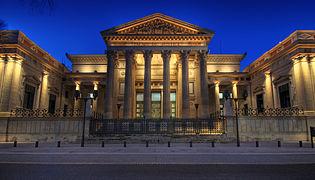 Palacio de Justicia Nimes