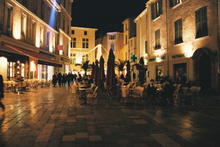 Place de l'horloge 2012