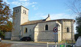 Église Saint-Martin de Villenave-d'Ornon