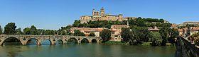 La Cathédrale et le vieux Pont