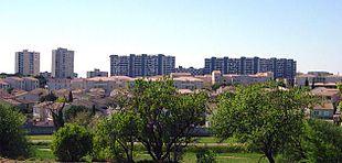 Quartier de la Devèze