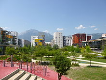 Ecoquartier de Bonne - Grenoble