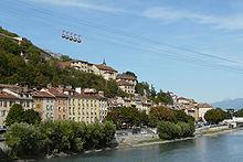 Grenoble - Téléphérique