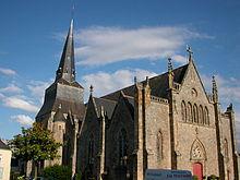 Saint-Herblain église Saint-Hermeland