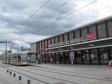Gare Fleury les Aubrais