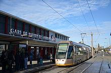 Tramway Fleury-les-Aubrais