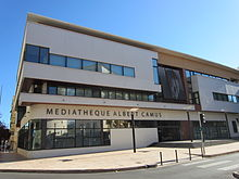 Mediathèque Antibes