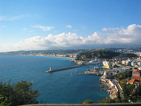 Port de Nice, Côte d'Azur
