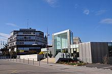 Hôtel de ville Vandoeuvre