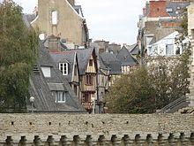Vannes-Vieille ville