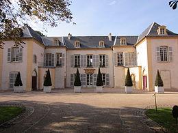 Château Courcelles Montigny Metz