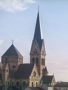 Montigny-Lès-Metz Église Saint-Joseph