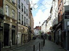 Lille rue de la clé