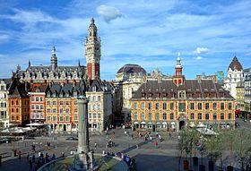 Lille Place du Général-de-Gaulle