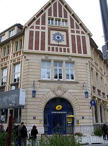 Beauvais La Poste