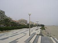 Canet-en-Roussillon Front de mer