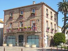 Canet-en-Roussillon - Mairie