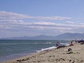 Canet - La plage