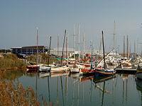 Vieux port Canet