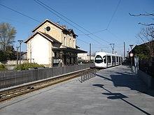 Lyon Villeurbanne Ancienne gare