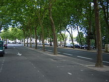 Promenade Foch La Flèche