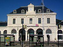 Meaux gare SNCF