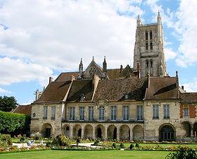 Meaux Palais épiscopal