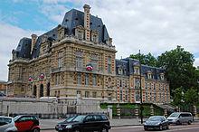 Versailles Hôtel de Ville
