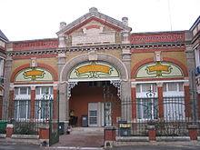 Romilly-sur-Seine - Usine Prégermain