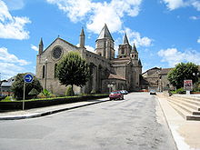 Collégiale Saint-Junien