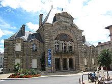 Salle des fêtes Saint-Junien