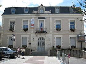 Hôtel de ville Saint-Junien