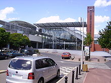Gare d'Evry-Courcouronnes