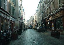 Corbeil-Essonnes Rue Feray