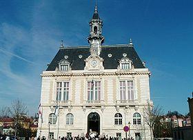 Corbeil-Essonnes Hôtel de Ville