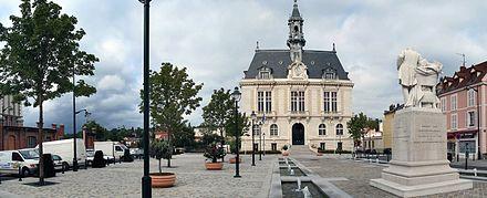 Hôtel de ville de Corbeil