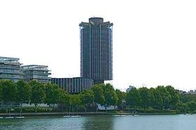 Créteil - vue Hotel de Ville