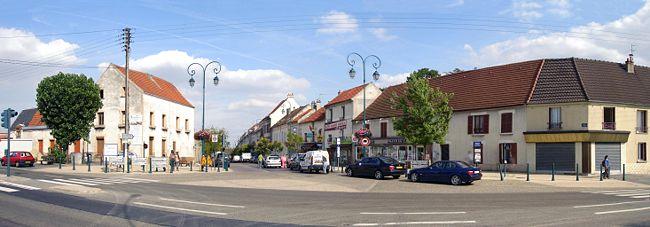 Garges-les-Gonesse - Rue de Verdun