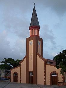 Église de l'Immaculée Conception des Abymes