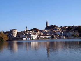 Castelnaudary bassin canal