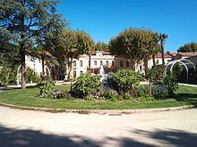 Salon de Provence Parc de la Légion d'Honneur