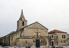 Arles Église Notre-Dame-de-la-Major