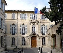 Arles Hotel Courtois de Langlade
