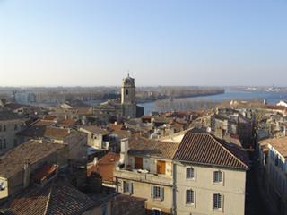 Arles vue générale